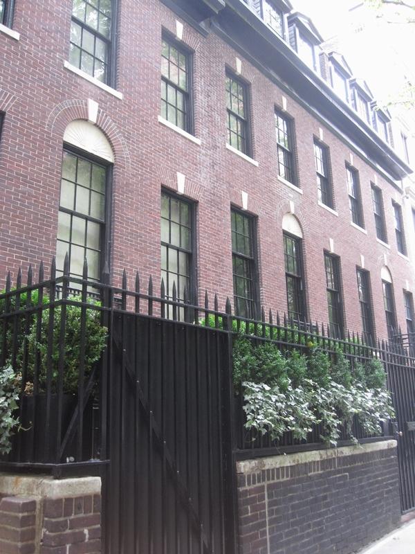 麦当娜位于纽约曼哈顿的豪宅  图片源自nydesignagenda.com
