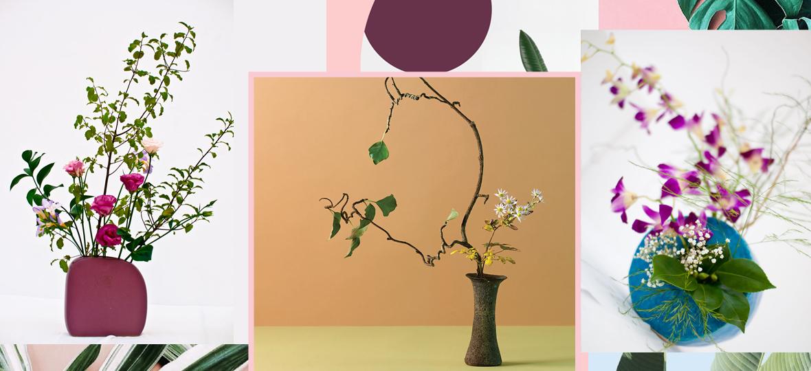 最有韵味禅意的日式插花
