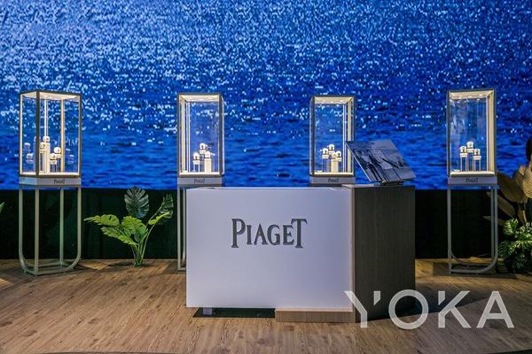 现场呈现Piaget伯爵Possession时来运转系列(图片来源于品牌)