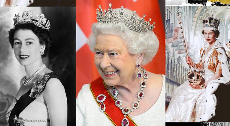 英女王的100万件天价珠宝不给梅根戴