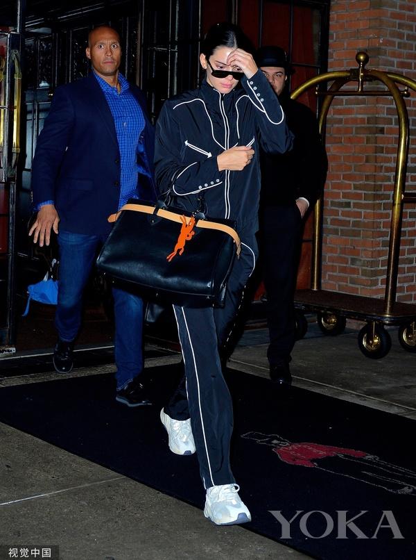 肯达尔·詹娜(Kendall Jenner)(图片来自视觉中国)