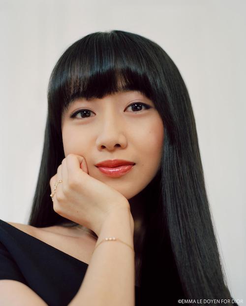 COCOMI成为全新DIOR迪奥日本区品牌大使