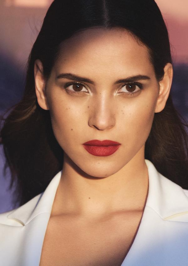 Giorgio Armani Beauty - Venezia Collection Adria Arjona