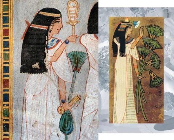 香水源于古埃及人图片源自pinterest