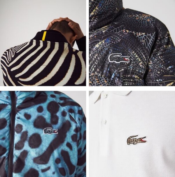LACOSTE X NATIONAL GEOGRAPHIC联名系列