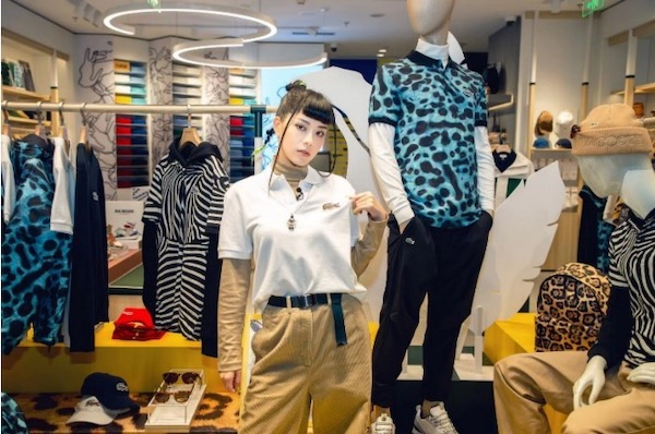 LACOSTE X NATIONAL GEOGRAPHIC 首次携手