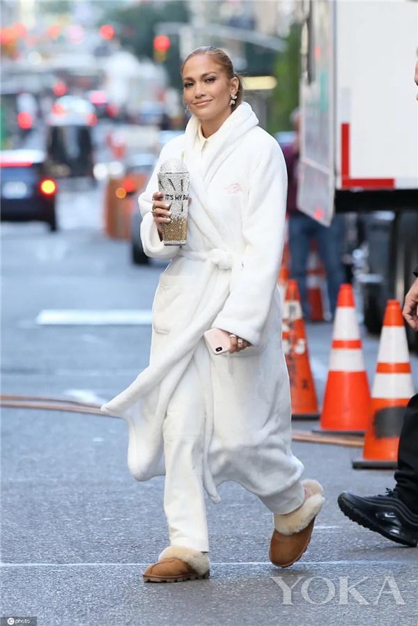 Jennifer Lopez(图片来源于IC)