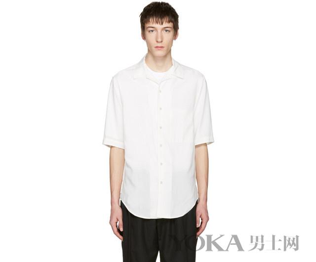 为啥高司令独宠古巴领衬衫?因为搭配出花样多啊!